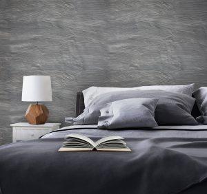 Modern design of badroom (3d Render)